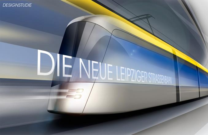 Pierwszy tramwaj Solarisa dla Lipska do końca roku