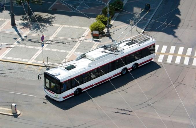 Przegubowe trolejbusy na wodór. Nowość Solarisa dla Rygi