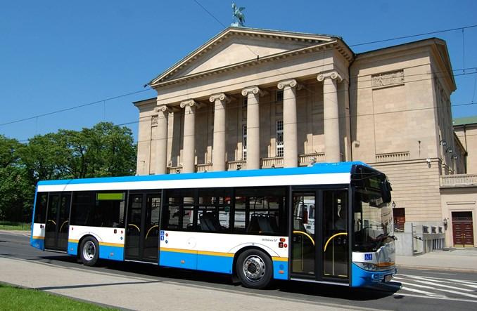 Solaris dostarczy 105 autobusów CNG dla Ostrawy