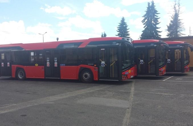 Żywiec kupuje siedem autobusów miejskich