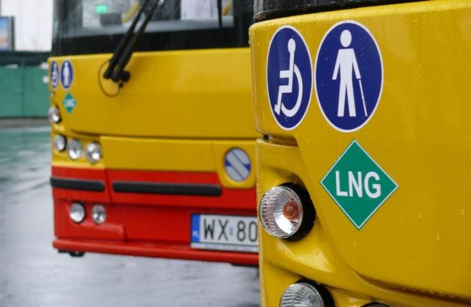 Gaz LNG od PGNiG będzie napędzał warszawskie autobusy do 2022 r.