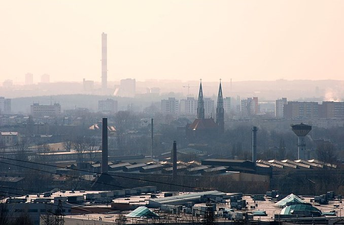Śląsk. Metropolii łatwiej rozwiązać problem smogu