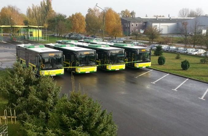Solaris pokonał MANa w Szczecinie i Policach