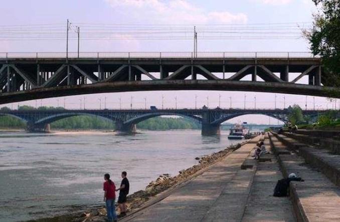 Kładka przez Wisłę nową ikoną Warszawy