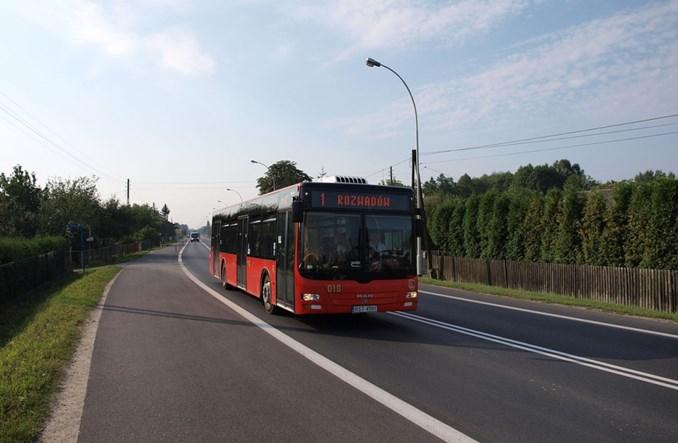 Stalowa Wola kupuje 10 elektrobusów od Solarisa