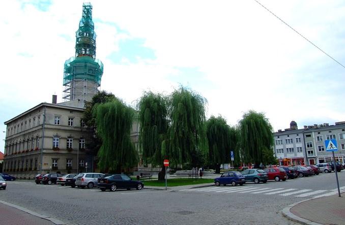 Transport powiatowo–gminny w Strzelcach Opolskich