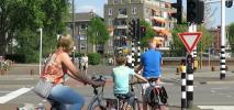 Sygnalizacje dla rowerzystów. Jak to robią w Holandii