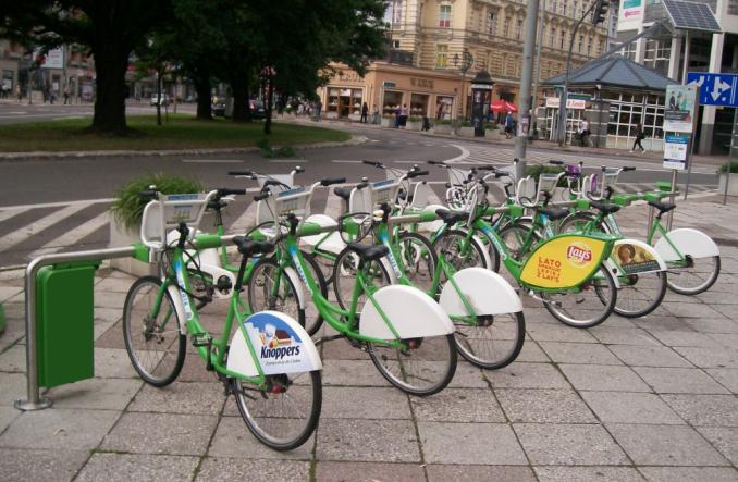 Szczecin. Rowery przyczyną fatalnych wyników komunikacji miejskiej?
