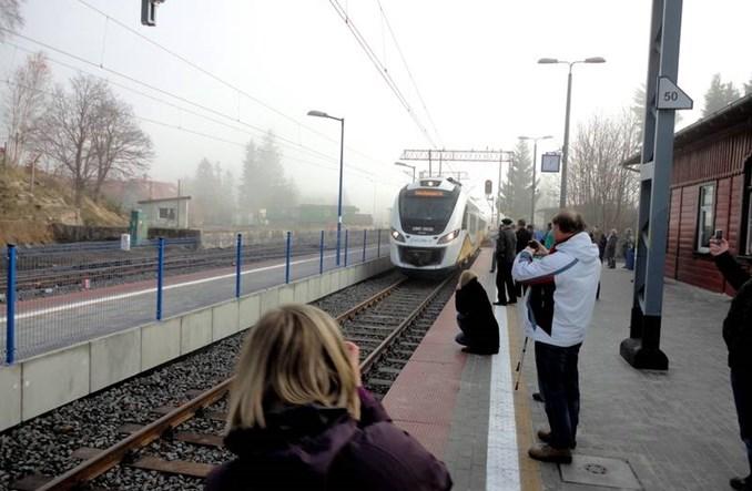 KD: Linia kolejowa do Szklarskiej Poręby ma duży potencjał