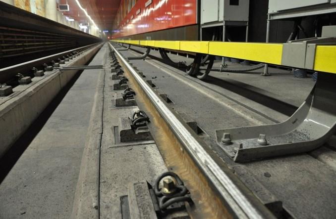 Metro wyszlifuje i naprawi szyny
