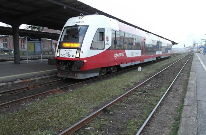 Przyszłość kolei w Grudziądzu pod znakiem zapytania
