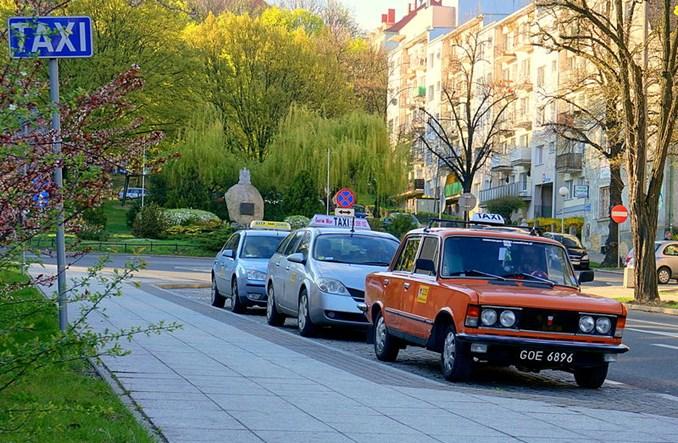 Krzysztof Urban: Taksówka przez smartfona jest wygodniejsza