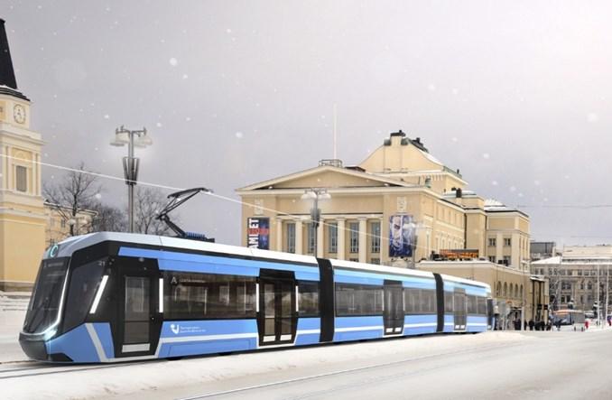 Finlandia: Jest przetarg na tramwaje dla Tampere