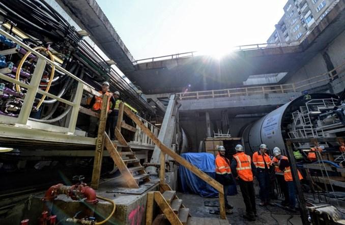 Metro na Targówek: Rusza drążenie pierwszego tunelu. Przed czasem
