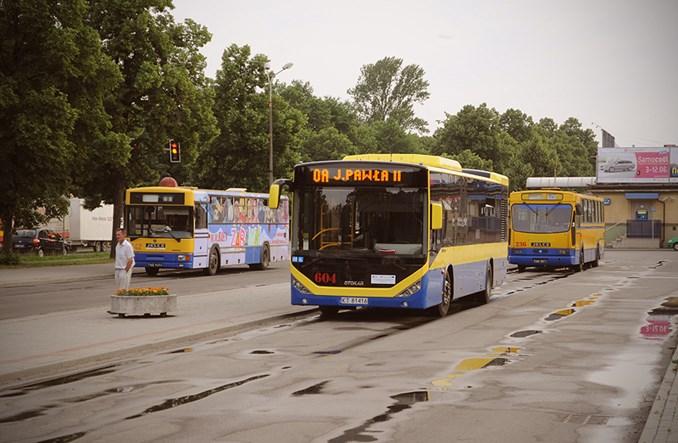 Tarnów zamawia pięć autobusów LNG