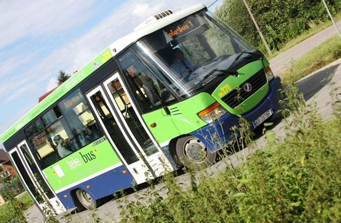 MPK Kraków kupuje 3 autobusy do obsługi linii Tele-busa