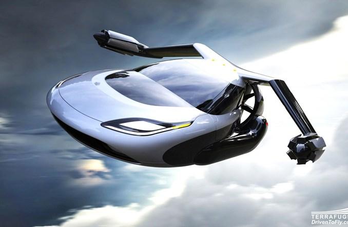 Latający samochód z autopilotem receptą na korki?