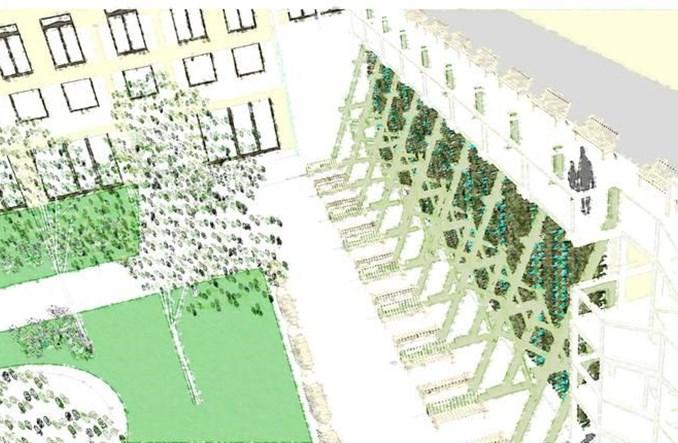 Łódź: Rozstrzygnięcie konkursu na projekt rewitalizacji centrum