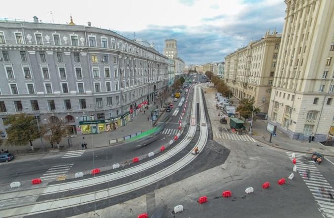 Tines z kontraktami dla metra i tramwajów w Charkowie