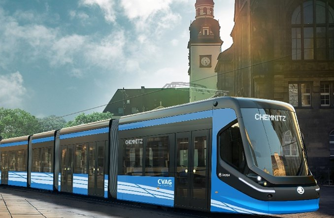 Škoda dostarczy pierwsze tramwaje do Niemiec