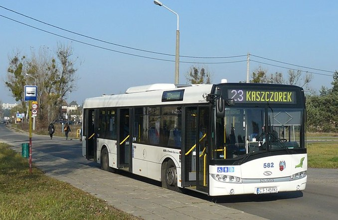 Toruń kupuje 35 autobusów, w tym hybrydy