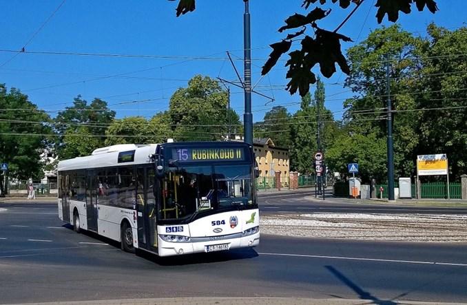 Toruń kupuje osiem autobusów
