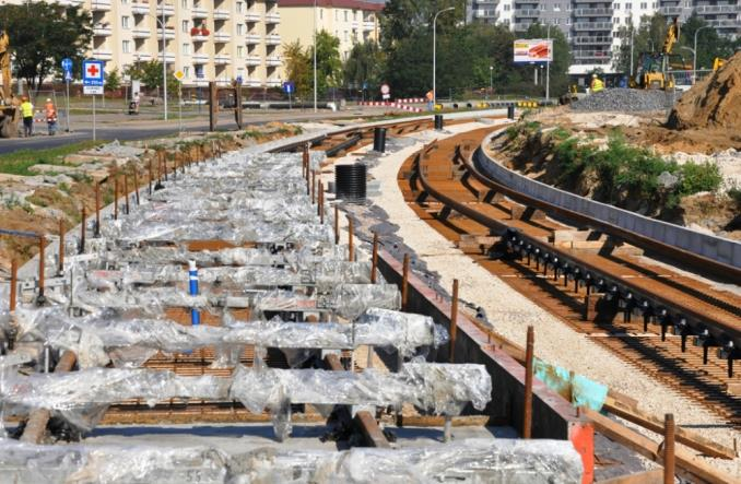 Warszawa. Remonty tramwajowe w 2017 r. Bez mostów latem