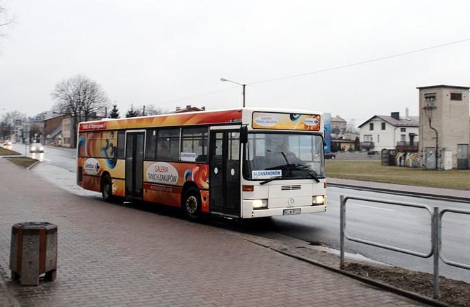 Łódź: Likwidacje i przywrócenia linii do hipermarketów