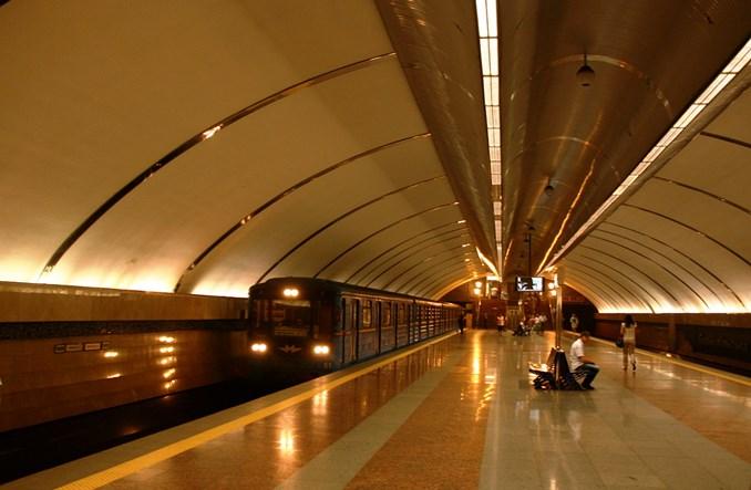 Kijów: Niebezpieczny nielegalny handel w metrze