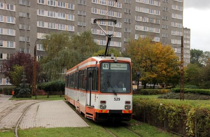Pabianice: Stan linii tramwajowej się pogarsza