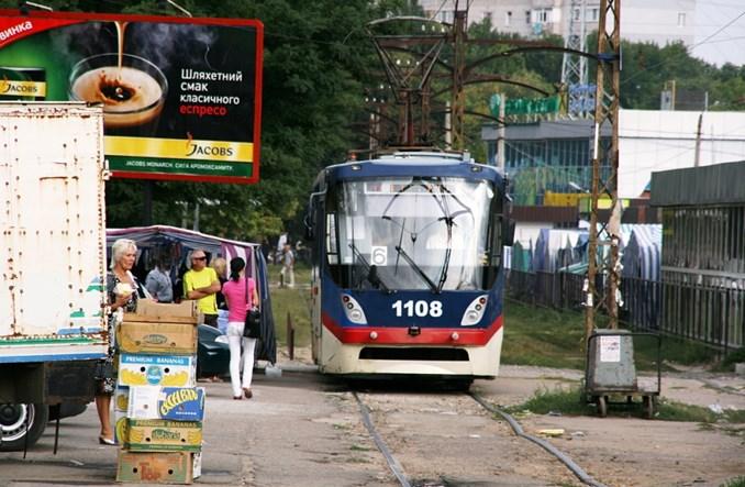 Egipt kupuje tramwaje z Ukrainy