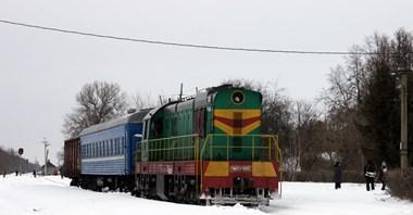 Ukraina: Malowniczy zmierzch ery towosów