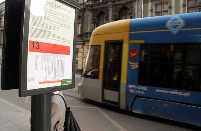 Łódź: Rozkłady mniej precyzyjne, ale czytelniejsze