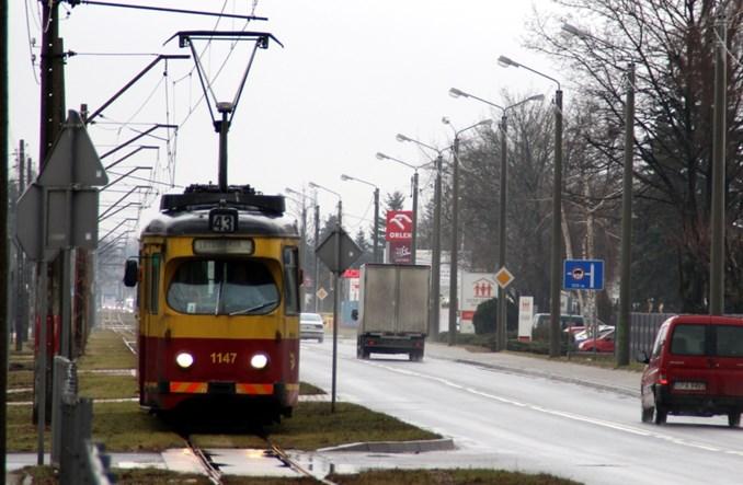 Łódź: Ruszają prace na linii tramwajowej do Lutomierska