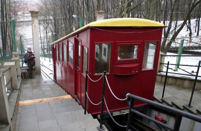Kowno: Miasto dwóch funikularów