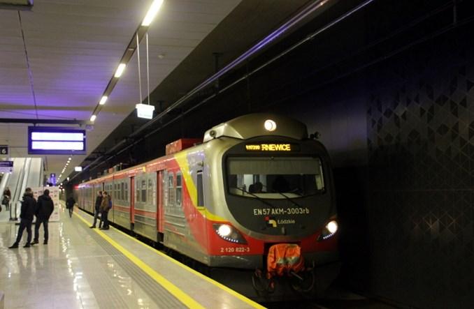 Łódź: Bilety miejskie w PolRegio nieco później