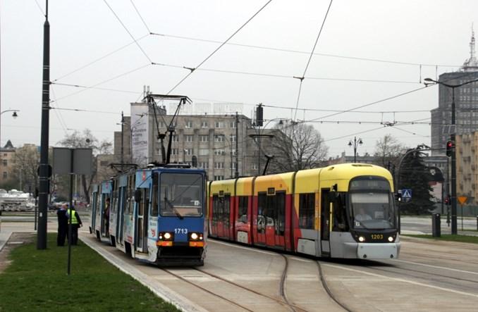 Łódź: Tramwaje znów jeżdżą wolniej