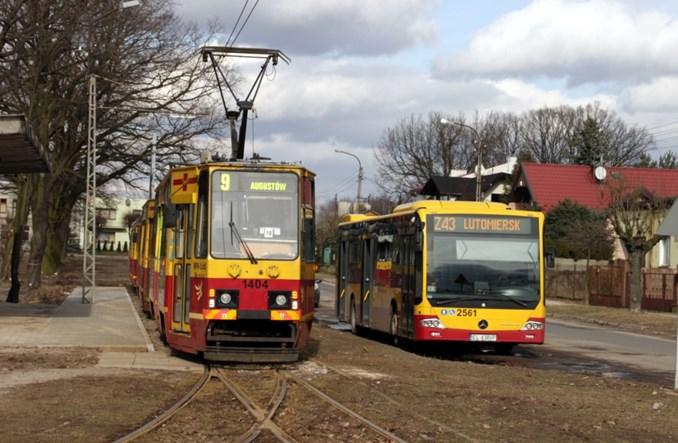 Łódź: Prace ws. tramwajów podmiejskich znów opóźnione