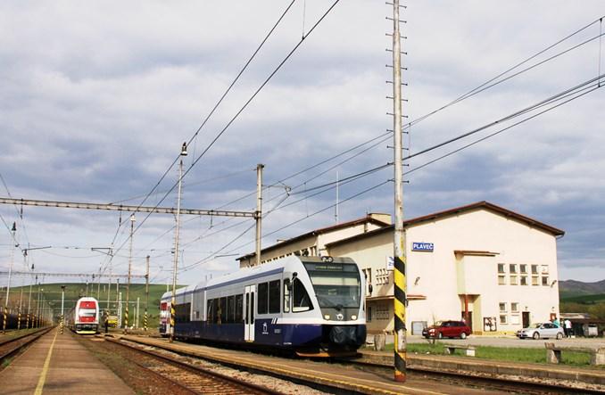 Muszyna – Plaveč: Ostatnie pociągi na Słowację zabrała powódź