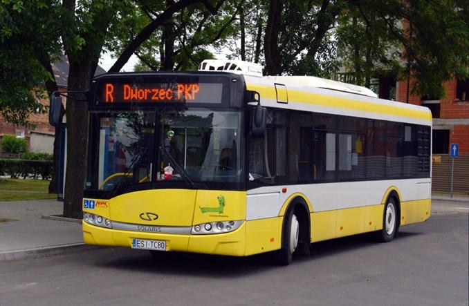 Sieradz kupuje trzy autobusy MIDI