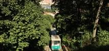 Praga: Funikularem na wieżę widokową