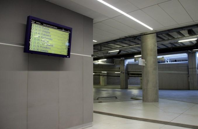 Łódź Fabryczna: Wkrótce dworzec autobusowy w internecie