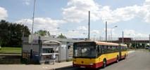 Pabianice: Autobus do Łodzi blokuje ulice