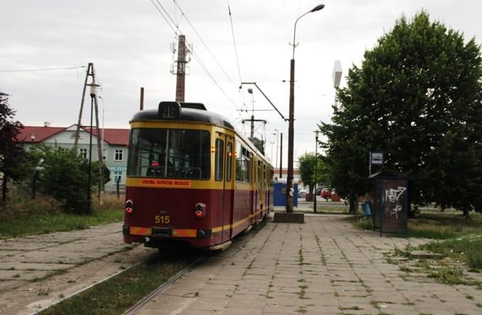 Ozorków: Opóźnia się remont mostu tramwajowego