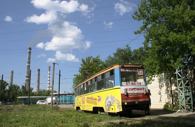 Kazachstan: Tramwaj, który niemal zbankrutował