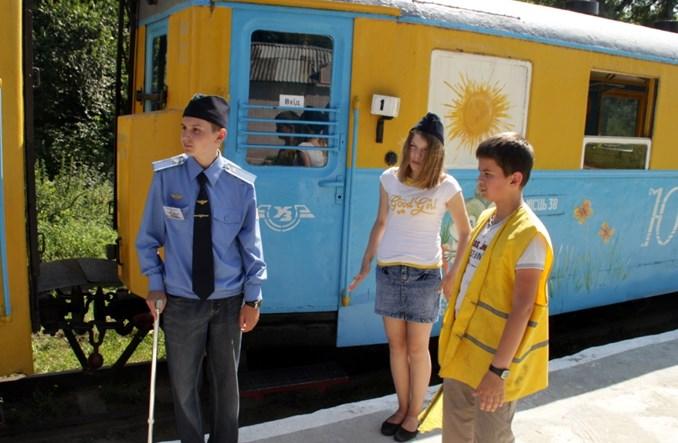 Fenomen radzieckich kolei dziecięcych