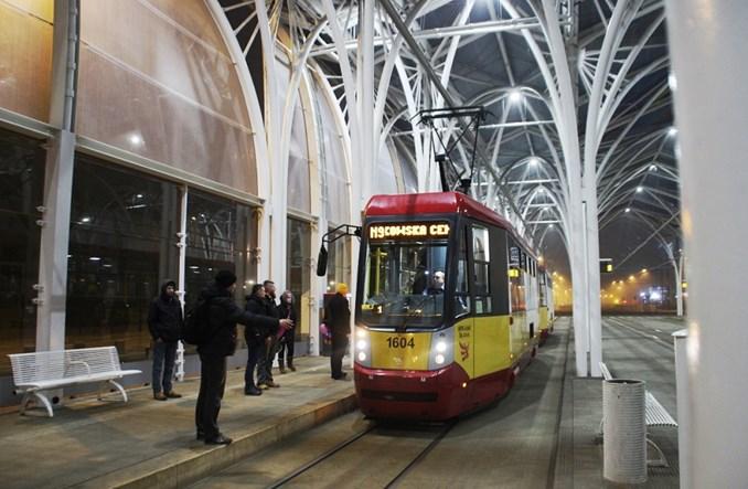 Łódź: Co z nocnym tramwajem do Konstantynowa?