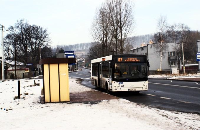 GOP: Coraz więcej autobusów z Białorusi