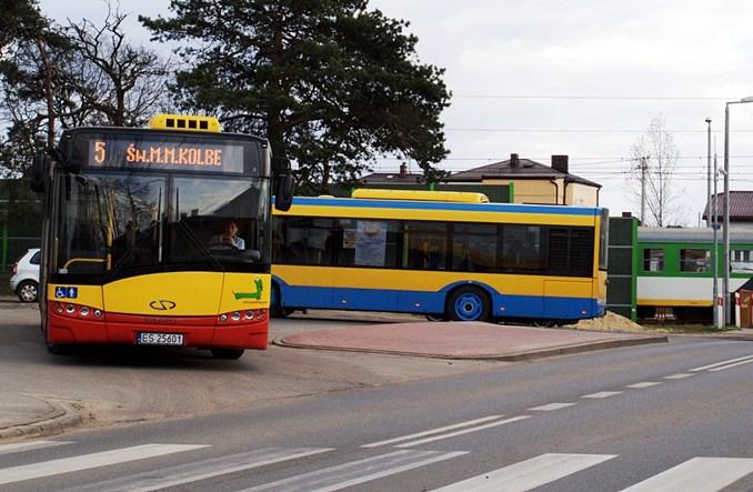 Skierniewice: Pośpiesznym autobusem na pociąg