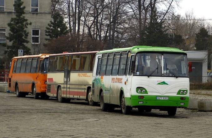 Publiczny transport zbiorowy w Polsce. Studium upadku